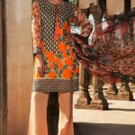 Embroidery Lawn Collection 2018 By Warda Kashmiri (9)