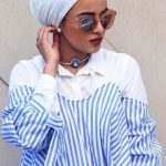 GIRLS HOW TO WEAR OFF SHOULDER TOPS HALAL WAY (4)