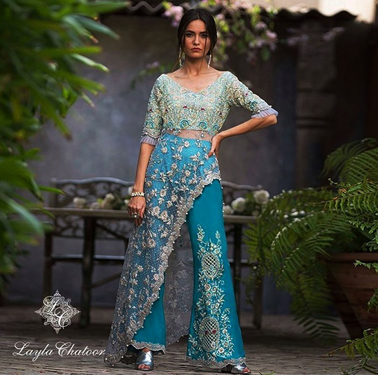LAYLA CHATOOR BRAND NEW RANGE OF SUMMER WEAR (2)