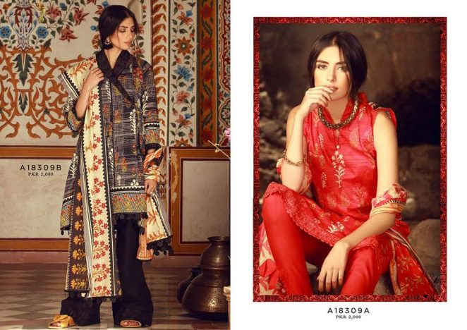 1926d32120 Mid-Summer Colorful Suits 2018 New Ideas By Khaadi (18) – MagazinePk
