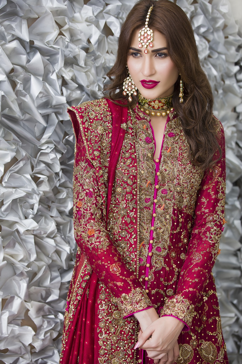 Bridal Dresses 2018 In Pakistan Raveitsafe