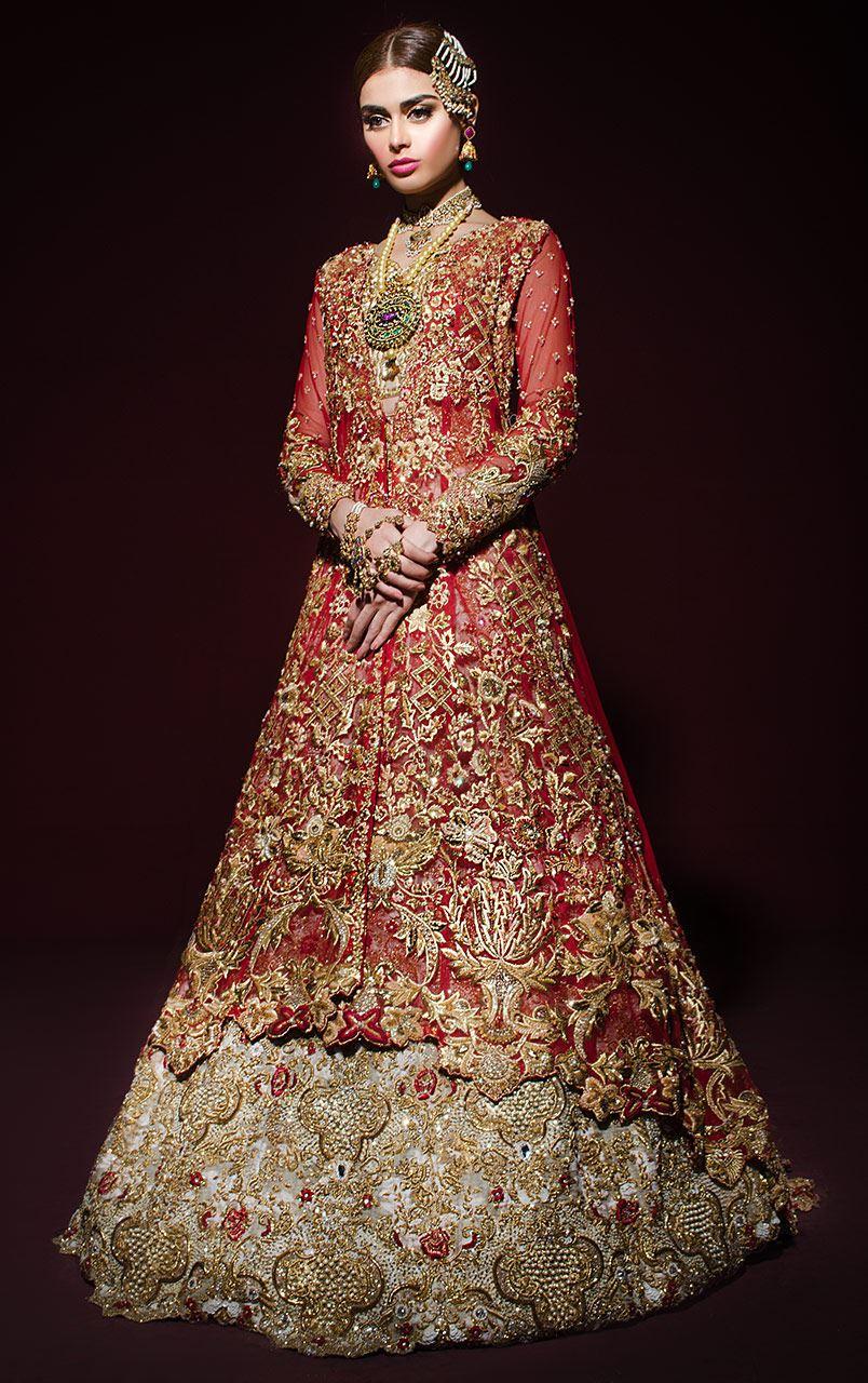 d87693faaf7 New Bridal Dresses 2018 Pakistan