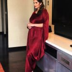 To be mommy Sania Mirza cover Shoot for Just Women Magazine (5)