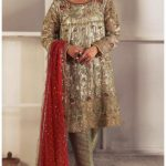 Bellissima Luxury Embroider Collection By Sana Abbas (3)