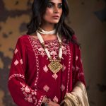 MAKHMAL WINTER FORMAL DRESSES RANGE 2018 (5)