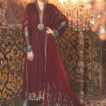 Maria B Embroidered Dresses Collection 2018 (1)