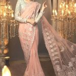 Maria B Embroidered Dresses Collection 2018 (7)