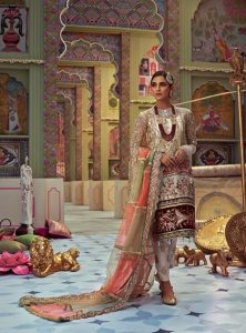 BRIDAL DRESSES COLLECTION 2019 BY CRIMSON (12)