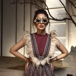 ECLECTIC CHIFFON DRESSES COLLECTION 2019 BY KHAS (8)