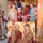 Saba Faisal's Son Salman Faisal Wedding Images (1)