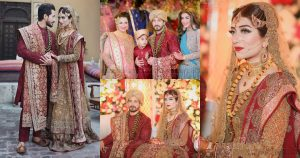 Saba Faisal's Son Salman Faisal Wedding Images (1)