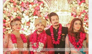 Saba Faisal's Son Salman Faisal Wedding Images (18)