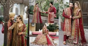 Saba Faisal's Son Salman Faisal Wedding Images (2)