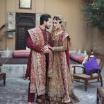 Saba Faisal's Son Salman Faisal Wedding Images (29)