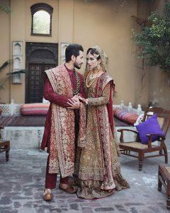 Saba Faisal's Son Salman Faisal Wedding Images (29)