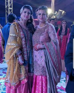 Saba Faisal's Son Salman Faisal Wedding Images (31)