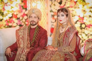 Saba Faisal's Son Salman Faisal Wedding Images (33)