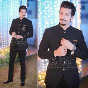 Saba Faisal's Son Salman Faisal Wedding Images (34)