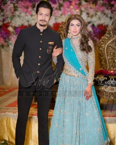 Saba Faisal's Son Salman Faisal Wedding Images (35)