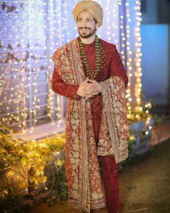 Saba Faisal's Son Salman Faisal Wedding Images (36)