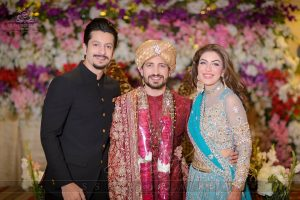 Saba Faisal's Son Salman Faisal Wedding Images (38)
