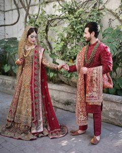 Saba Faisal's Son Salman Faisal Wedding Images (4)