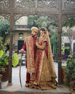Saba Faisal's Son Salman Faisal Wedding Images (7)