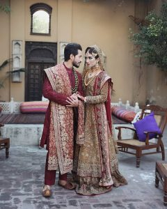 Saba Faisal's Son Salman Faisal Wedding Images (8)
