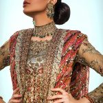 Bridal Dresses Collection Muhabbat 2019 Umsha By Uzma Babar (1)