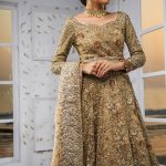 Bridal Dresses Collection Muhabbat 2019 Umsha By Uzma Babar (19)