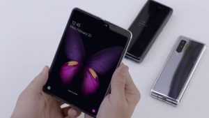The Samsung Galaxy Fold hinge will last for years
