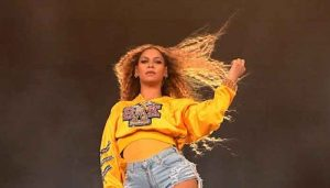The live album of 'Homecoming' by Beyonce coincides with the Netflix documentary of the same name