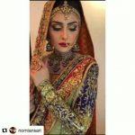 Ayeza Khan Bridal Photoshoot 2019 (2)