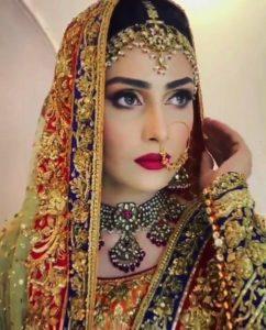 Ayeza Khan Bridal Photoshoot 2019 (3)