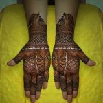 Bridal Hands Mehndi Designs Collection 2019 (1)