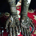Bridal Hands Mehndi Designs Collection 2019 (10)