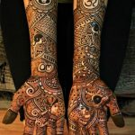 Bridal Hands Mehndi Designs Collection 2019 (11)
