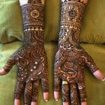 Bridal Hands Mehndi Designs Collection 2019 (12)