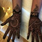 Bridal Hands Mehndi Designs Collection 2019 (13)