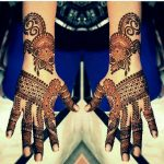 Bridal Hands Mehndi Designs Collection 2019 (3)