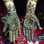 Bridal Hands Mehndi Designs Collection 2019 (5)