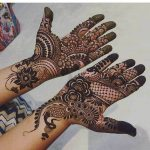 Bridal Hands Mehndi Designs Collection 2019 (7)