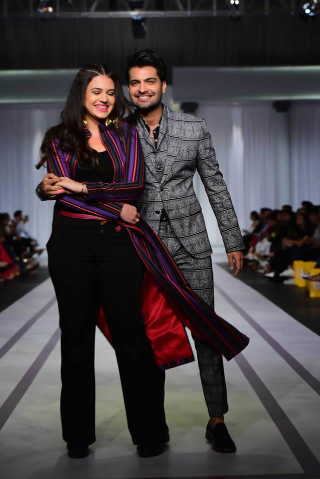 DASH Collection at Pantene HUM Showcase 2019 By Munib Nawaz (8)