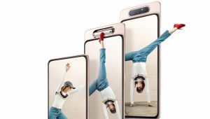 Samsung Galaxy A80 launched with the first 48MP triple rotating cameras