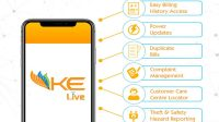K-Electric launches a mobile application and a web portal for customers