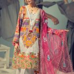Signature Series Lawn Collection 2019 By House of Ittehad (7)