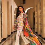 Unstitched lawn Vol 2 By Sapphire 2019 (1)