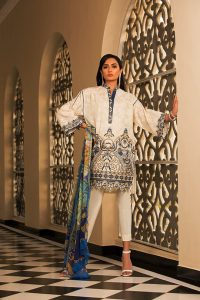 Unstitched lawn Vol 2 By Sapphire 2019 (10)