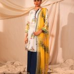 Unstitched lawn Vol 2 By Sapphire 2019 (2)