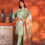 Unstitched lawn Vol 2 By Sapphire 2019 (9)